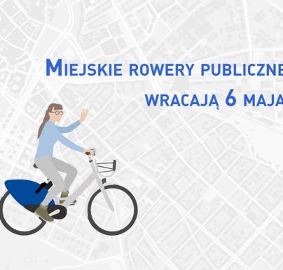 (Polski) 6 maja wraca rower miejski w Szamotułach